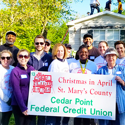 Events | Cedar Point FCU (Lexington Park, MD)